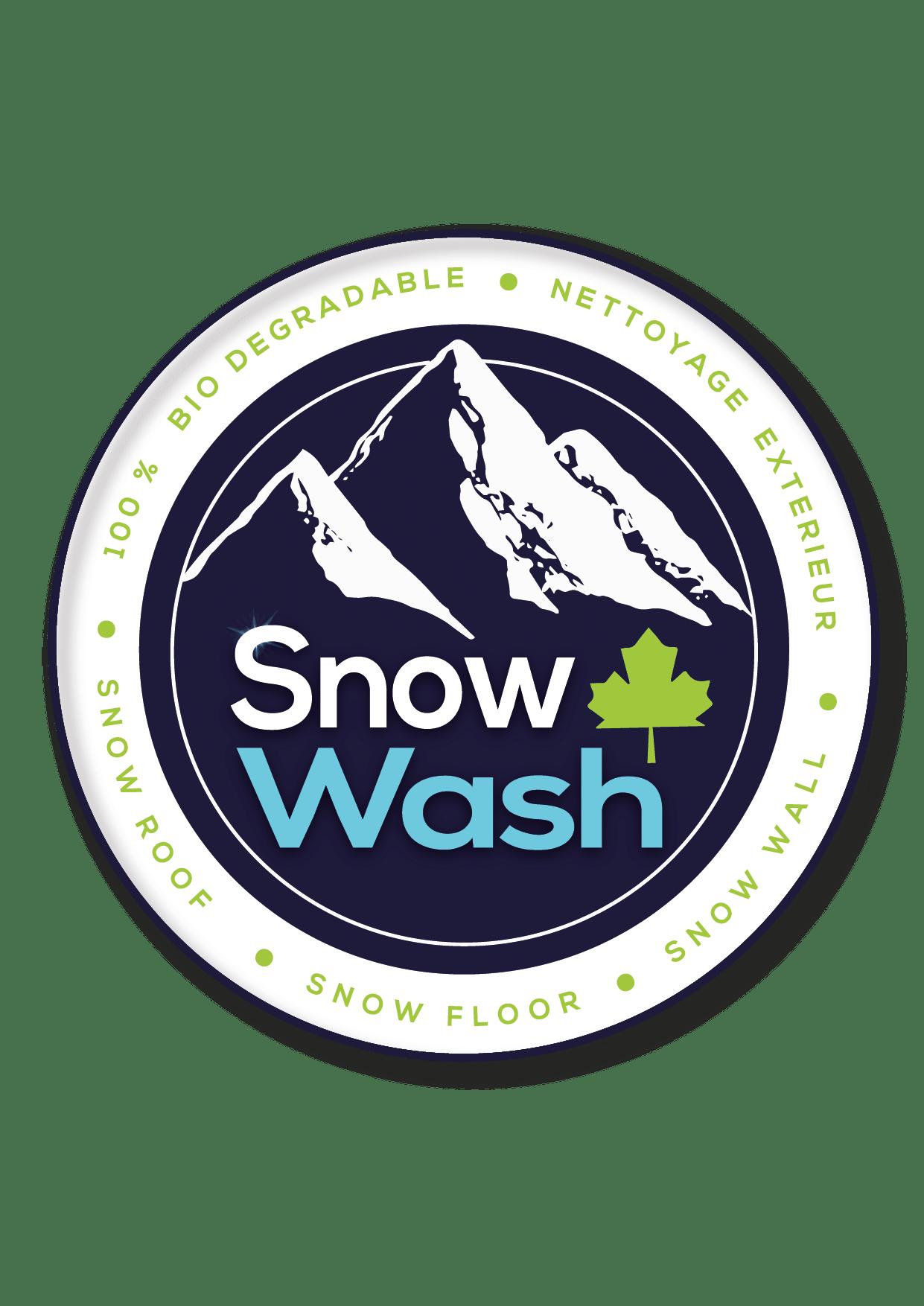 Snowash